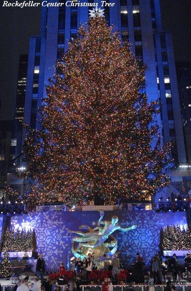 Árboles famosos: Rockefeller Center 3