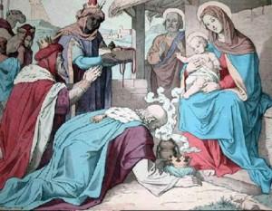 La historia de los Reyes Magos 3