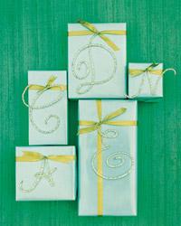 Personalizar un regalo de Navidad II 3