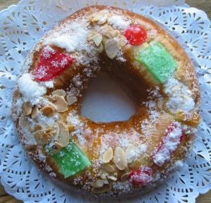 Receta - Roscón de Reyes 3