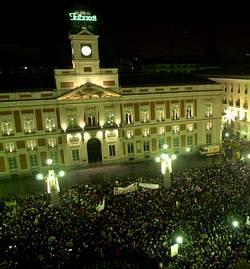 Ail madrid spanish language school blog cosas que hacer for Puerta del sol en nochevieja