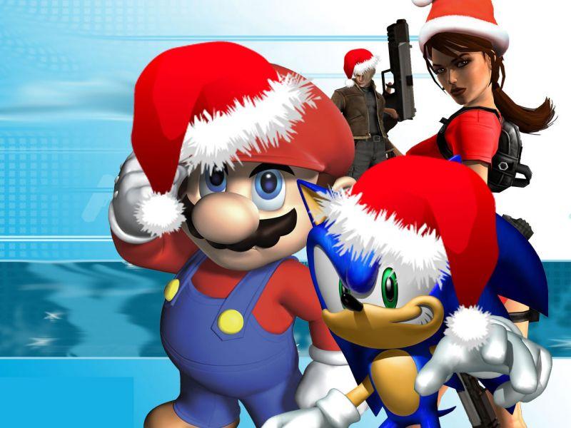 navidad juegos 7 8001