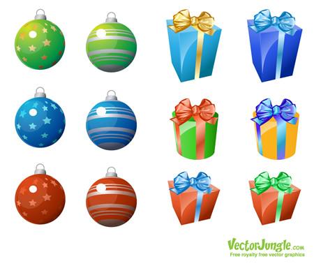 iconos de navidad - graficos