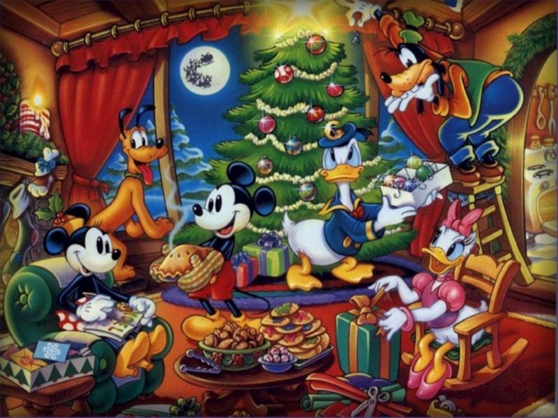 Felicitaciones De Navidad De Disney.Navidad Disney Navidad Tu Revista Navidena