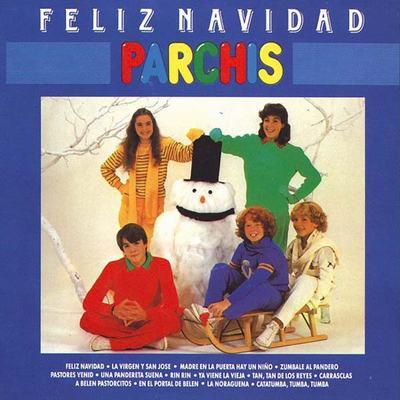 Disco Feliz Navidad Parchis