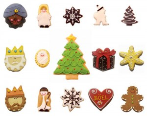 galletas navidad carlotas