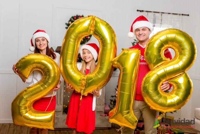 Mensajes Navideños: Más sms Feliz Año Nuevo.