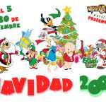 Navidad 2009 en el Parque Warner Madrid 5
