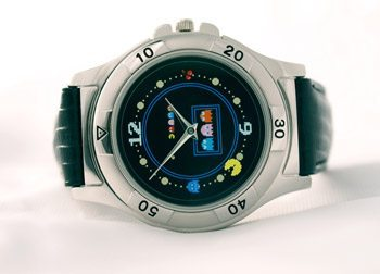 reloj pacman