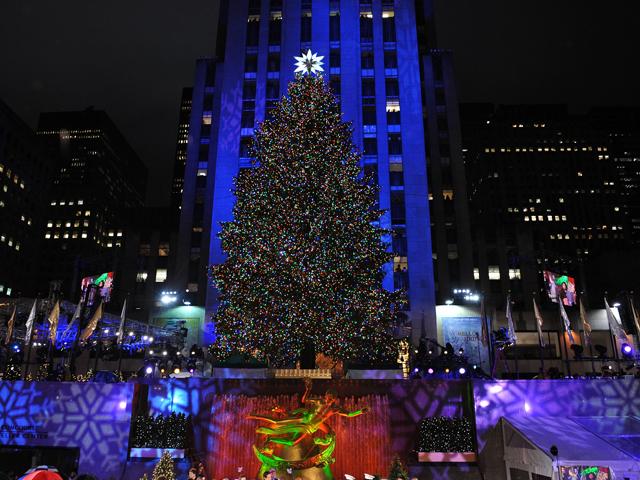 Rockefeller Center Árbol de Navidad 2009