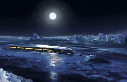 The Polar Express detalle