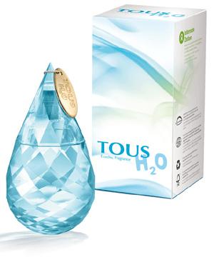 tous H2O perfume solidario