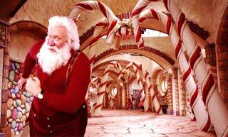 Vaya Santa Claus detalle