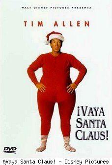 Vaya Santa Claus