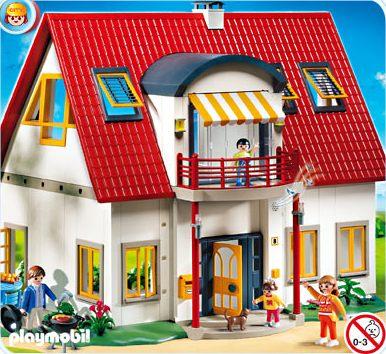 playmobil casa