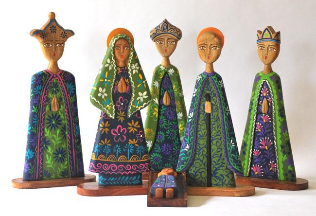 Nacimientos artesanales de Nicaragua 3