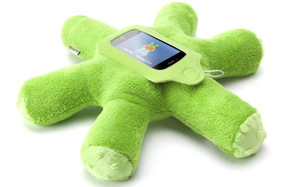 Woogie peluche para iphone