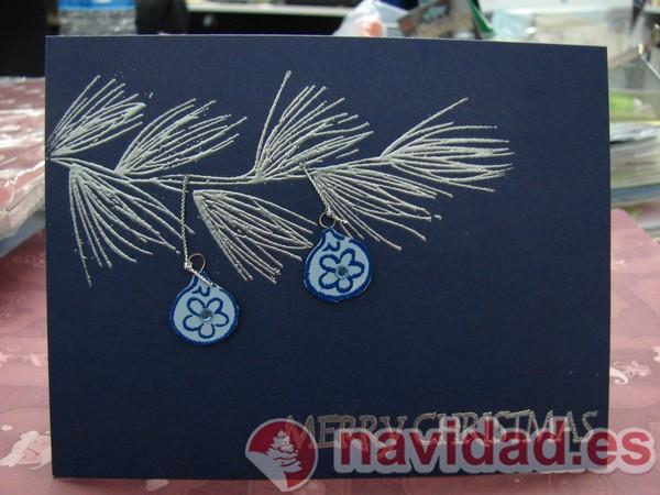 Christmas artesanal Navidad abeto