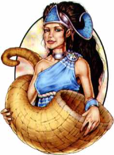 diosa de la fortuna tyche