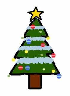 Fotos De Arboles De Navidad En Dibujos.Arbol De Navidad En 3d Navidad Tu Revista Navidena