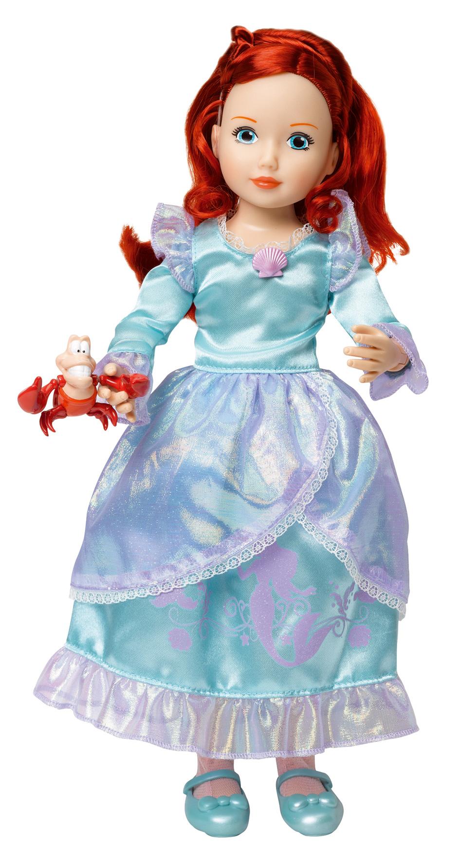Ariel princesas disney navidad.es