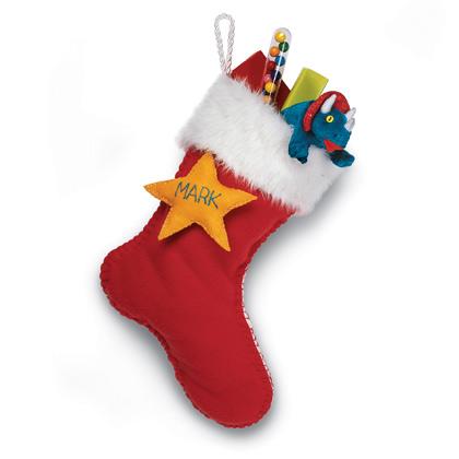 Felt Christmas Stocking Patterns