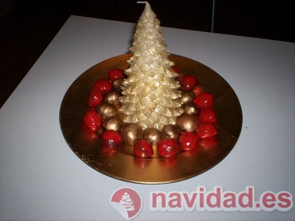 C mo decorar tu casa para la navidad ehow en espa ol - Centro de mesa para navidad ...