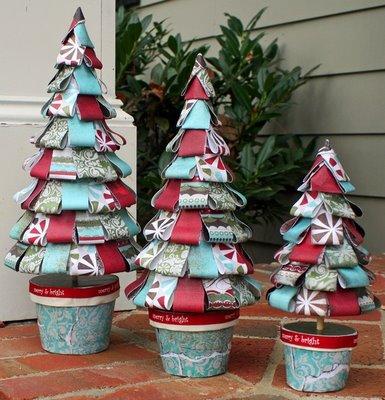 Árboles de Navidad variados 19