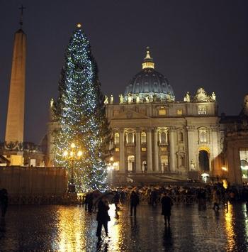 ¿Por qué se pone el árbol de Navidad? 3