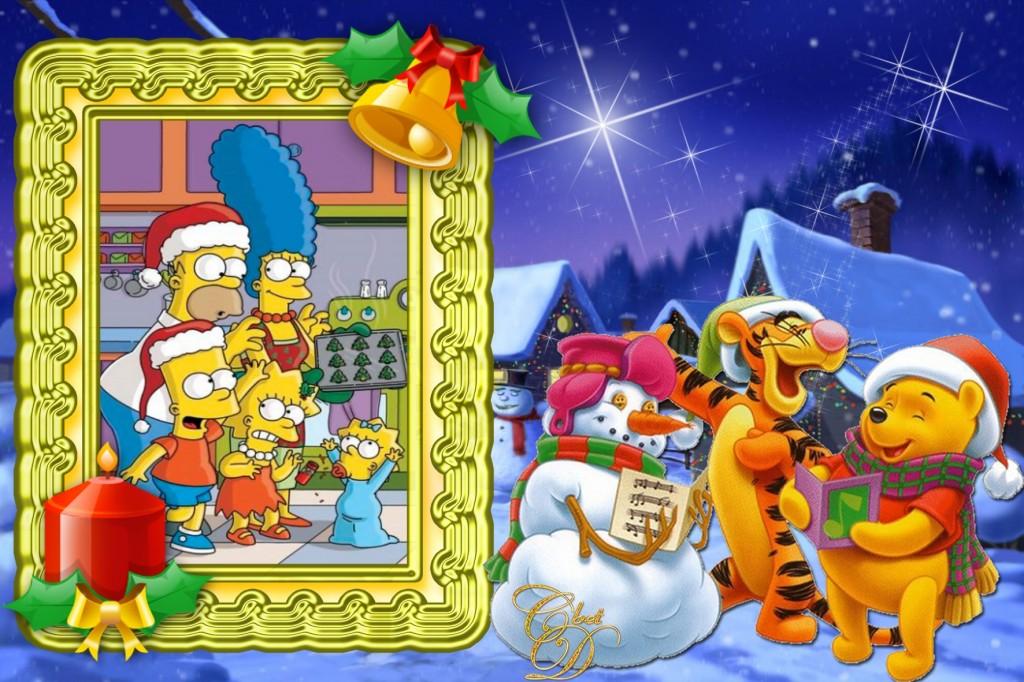 Postal Navideña Navidad Tu Revista Navideña