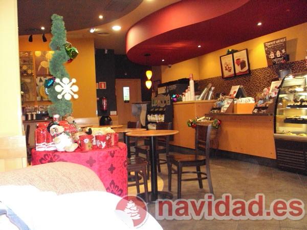 Cafes navideños en Starbucks