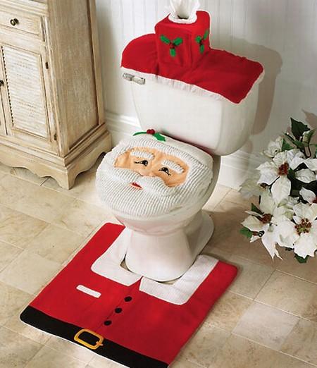 WC Papá Noel