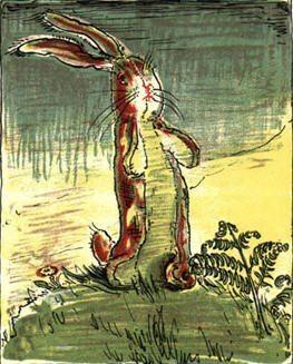 el conejito burlon