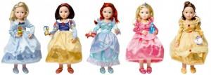 Princesas Disney Zapf Creation Navidad