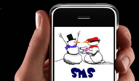 sms de felicitación