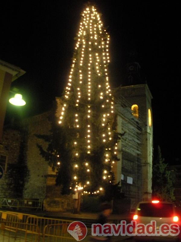 Ayuntamiento de Ciudad Real en Navidad