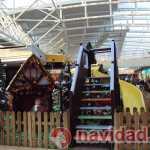 Decoración Navideña en el Centro Comercial Arena en Valencia 4
