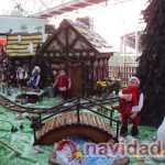 Decoración Navideña en el Centro Comercial Arena en Valencia 6