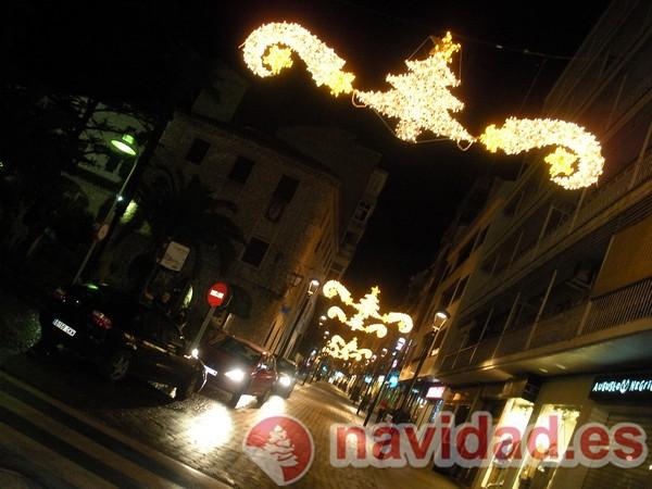 ec32a1a565a Decoración navideña luces Ciudad Real. Ayuntamiento de Ciudad Real en  Navidad