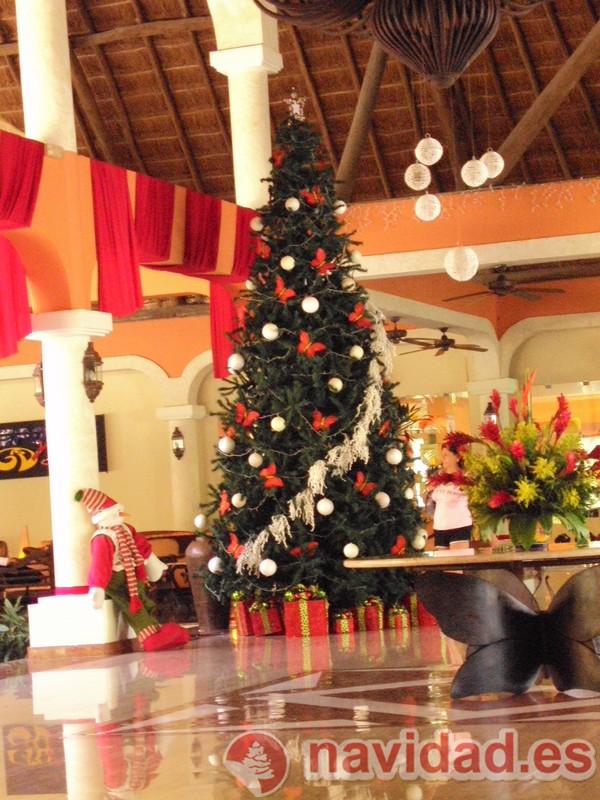 Belén en el Hotel Gran Palladium Riviera Maya Mexico