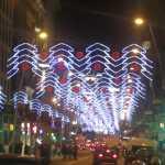 Iluminación de Navidad Barcelona