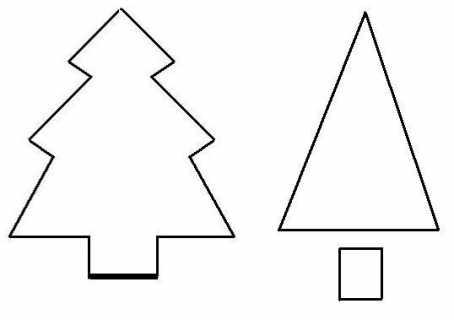 Adorna tus navidades con árboles de navidad de fieltro 6