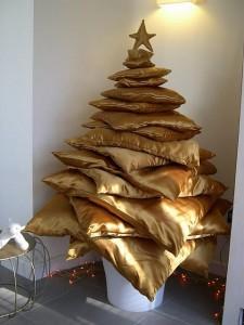 árbol de cojines