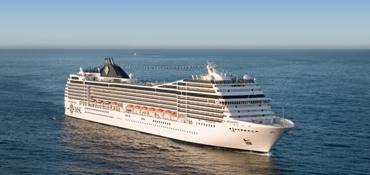 Crucero MSC Magnifica
