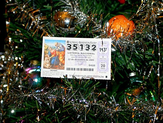 fechas importantes loteria gordo
