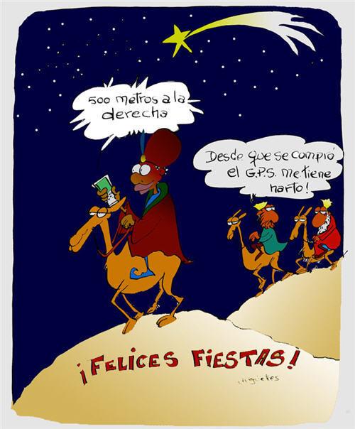 Reyes Magos. Los mejores chistes 5