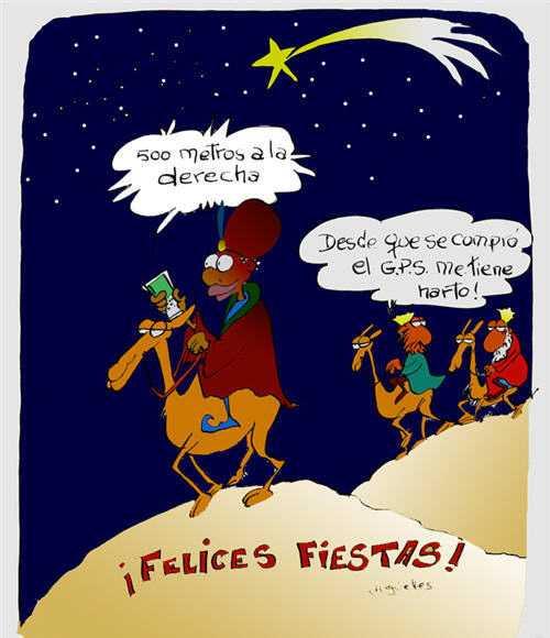 Reyes Magos Los Mejores Chistes Navidad Tu Revista Navideña