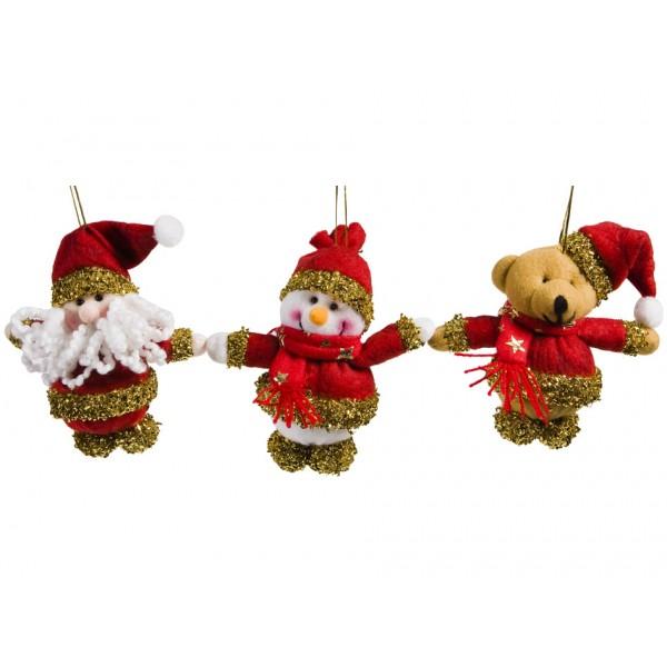Muecos Para Arbol De Navidad. Latest Lindos Muecos Para Decorar El ...