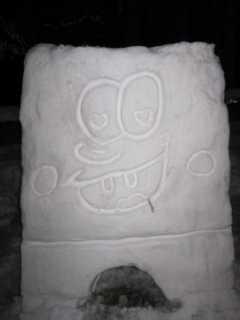 El muñeco de nieve 12