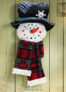 El muñeco de nieve 10